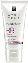 """Парфюми, Парфюмерия, козметика Подмладяващ тонизаращ ВВ крем """"Съвършенство"""" SPF 15 - Avon True Nutra Effects Bb Cream Anti-Aging"""