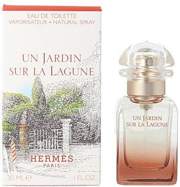 Hermes Un Jardin Sur La Lagune - Тоалетна вода — снимка N4