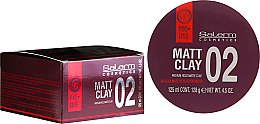 Парфюмерия и Козметика Матово продукт за коса - Salerm Pro Line Matt Clay