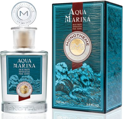 Monotheme Fine Fragrances Venezia Aqua Marina - Тоалетна вода — снимка N1