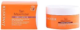 Парфюмерия и Козметика Хидратиращ гел за след слънчеви бани - Lancaster Tan Maximizer Regenerating Milk-Gel