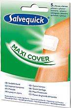Парфюмерия и Козметика Пластири - Salvequick Maxi Cover