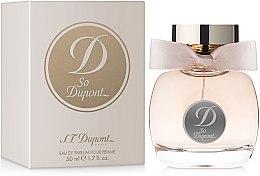 Парфюмерия и Козметика S.T. Dupont So Dupont Pour Femme - Парфюмна вода