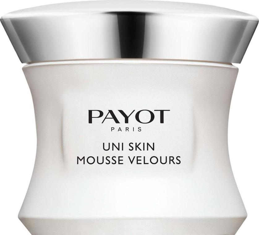 Изравняващ крем-мус за лице - Payot Uni Skin Mousse Velours — снимка N1