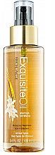 Парфюмерия и Козметика Универсално дълбоко подхранващо масло за коса - Biolage Exquisite Oil Replenishing Treatment