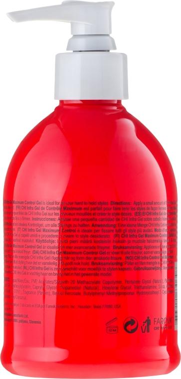 Гел за коса със силна фиксация - CHI Infra Gel — снимка N2