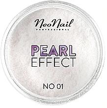 Парфюмерия и Козметика Пудра за нокти - NeoNail Professional Pearl Effect