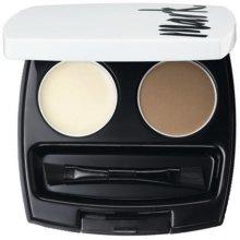Парфюми, Парфюмерия, козметика Сенки за вежди - Avon Mark Eyebrow Kit