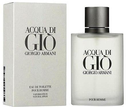 Giorgio Armani Acqua di Gio Pour Homme - Тоалетна вода ( мини )  — снимка N1
