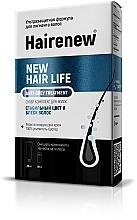 Парфюмерия и Козметика Иновативен комплекс против побеляване на косата - Hairenew New Hair Life Anti-Grey Treatment