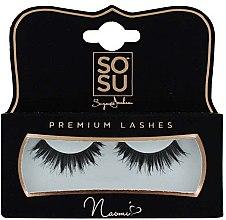 "Парфюми, Парфюмерия, козметика Изкуствени мигли ""Naomi"" - Sosu by SJ Luxury Lashes"