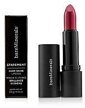 Парфюмерия и Козметика Червило за устни - Bare Escentuals Bare Minerals Statement Luxe Shine Lipstick