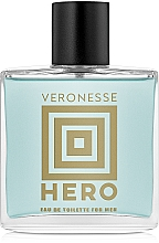 Парфюмерия и Козметика Vittorio Bellucci Veronesse Hero - Тоалетна вода