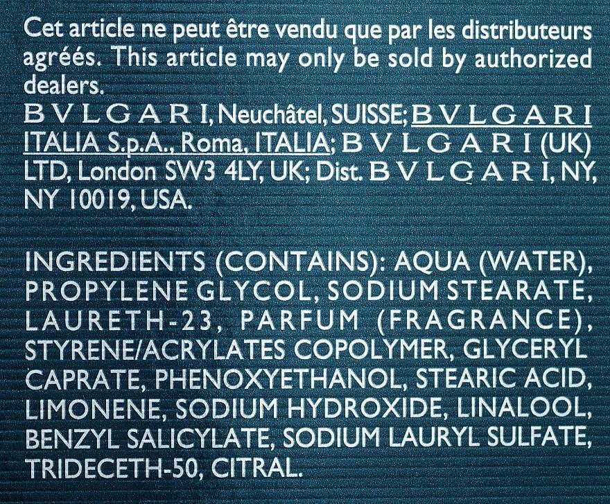 Bvlgari Aqva Pour Homme - Стик дезодорант  — снимка N3