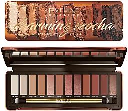 Парфюмерия и Козметика Палитра сенки за очи - Eveline Cosmetics Charming Mocha Eyeshadow