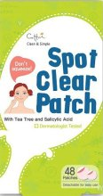 Парфюмерия и Козметика Минилепенки за проблемна кожа - Cettua Spot Clear Patch
