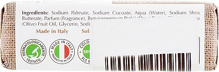 "Сапун за тяло ""Карите"" - Equilibra Karite Line Natural Soap — снимка N2"