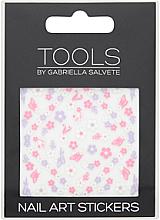 Парфюмерия и Козметика Декориращи лепенки за нокти - Gabriella Salvete Tools Nail Art Stickers 10