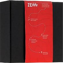 Парфюми, Парфюмерия, козметика Комплект сапуни - Zew For Men Barber's Holiday Kit (soap/85ml + soap/85ml)