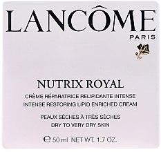 Парфюми, Парфюмерия, козметика Липиден крем за лице - LancomeNutrix Royal