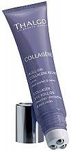 Парфюмерия и Козметика Рол-он гел за околоочния контур с колаген - Thalgo Collagen Eye Roll-On