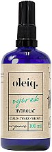 Парфюми, Парфюмерия, козметика Хидролат от краставица за лице, тяло и коса - Oleiq Cucumber Hydrolat