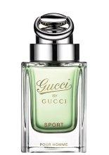 Парфюми, Парфюмерия, козметика Gucci by Gucci Sport - Тоалетна вода (тестер с капачка)