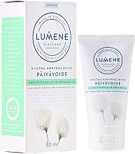 Матиращ дневен крем за лице - Lumene Klassikko Day Cream — снимка N1