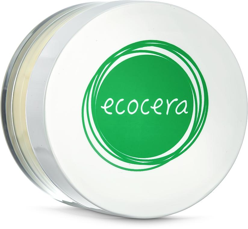 Бананова пудра за суха и чувствителна кожа - Ecocera Banana Loose Powder