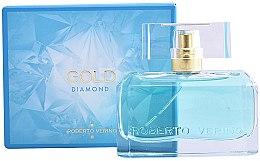 Парфюми, Парфюмерия, козметика Roberto Verino Gold Diamond - Парфюмна вода
