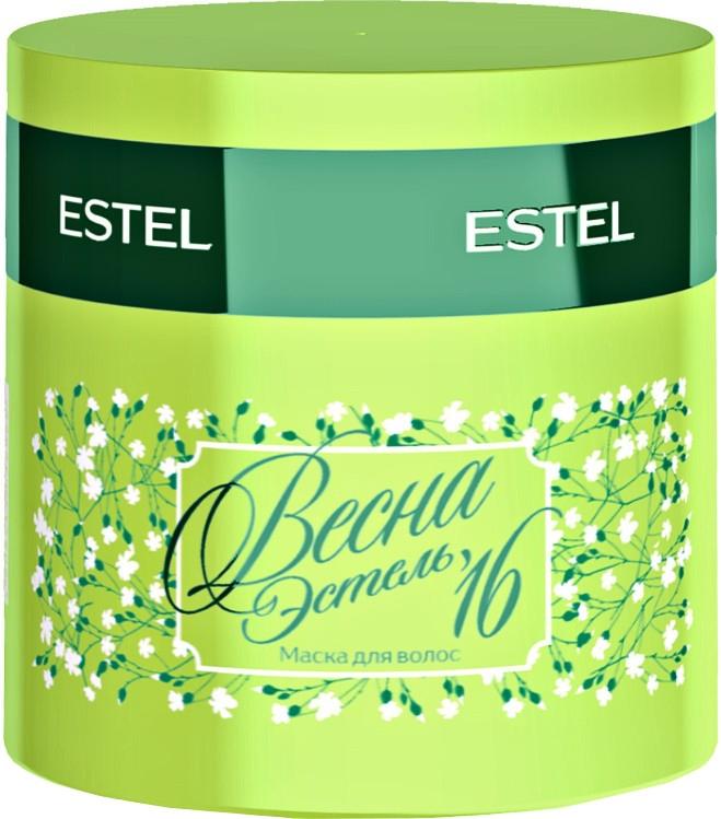 "Комплект ""Пролет Естел"" - Estel Professional (шампоан/250ml + маска/300ml + спрей/100ml) — снимка N3"