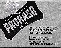 Парфюмерия и Козметика Стипца-камък за след бръснене - Proraso Post Shave Alum Stone