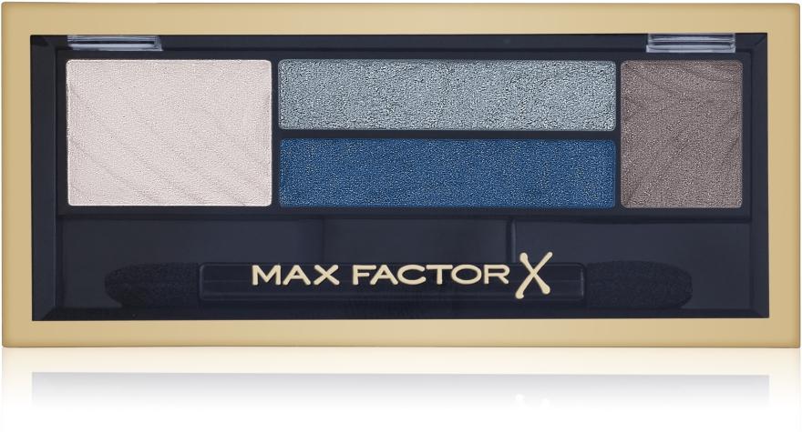 Сенки за очи и вежди - Max Factor Smokey Eye Drama Kit 2-IN-1 Eyeshadow and Brow Powder