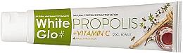 Парфюмерия и Козметика Паста за зъби с прополис - White Glo Propolis plus Vitamin C Toothpaste