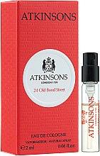 Парфюмерия и Козметика Atkinsons 24 Old Bond Street - Одеколон (мостра)