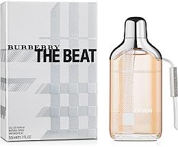 Burberry The Beat - Парфюмна вода — снимка N2