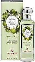 Парфюмерия и Козметика Alvarez Gomez Agua Fresca De Flores Bergamota - Парфюм