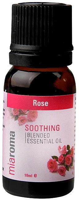 """Етерично масло """"Роза"""" - Holland & Barrett Miaroma Rose Blended Essential Oil — снимка N1"""
