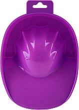 Парфюмерия и Козметика Купичка за маникюр, лилава - Ronney Professional Manicure Bowl