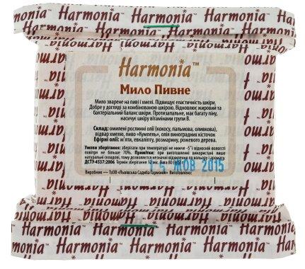 """Мыло """"Пивное"""" - Harmonia Soap — снимка N1"""