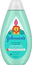 Парфюмерия и Козметика Детски шампоан - Johnson's® Baby No More Tangles Shampoo