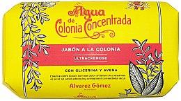 Парфюмерия и Козметика Alvarez Gomez Agua De Colonia Concentrada - Сапун