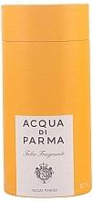 Парфюмерия и Козметика Acqua di Parma Colonia Assoluta - Пудра за тяло