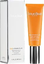 Парфюмерия и Козметика Емулсия с витамини за мазна и комбинирана кожа - Natura Bisse C+C Vitamin Fluid SPF 10
