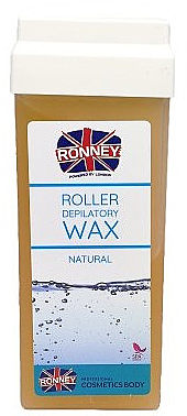 "Кола маска ""Натурална"" - Ronney Wax Cartridge Natural — снимка N1"