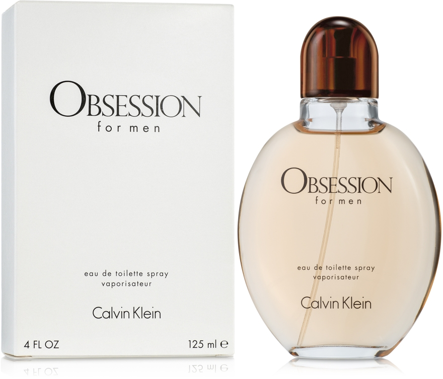 Calvin Klein Obsession For Men - Тоалетна вода (тестер с капачка)