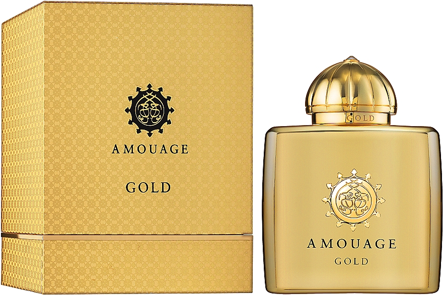 Amouage Gold Pour Femme - Парфюмна вода — снимка N2