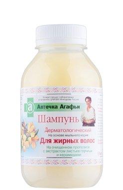 Шампоан за мазна коса - Рецептите на баба Агафия  — снимка N1