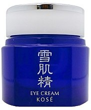 Парфюмерия и Козметика Околоочен крем - Kose Sekkisei Eye Cream