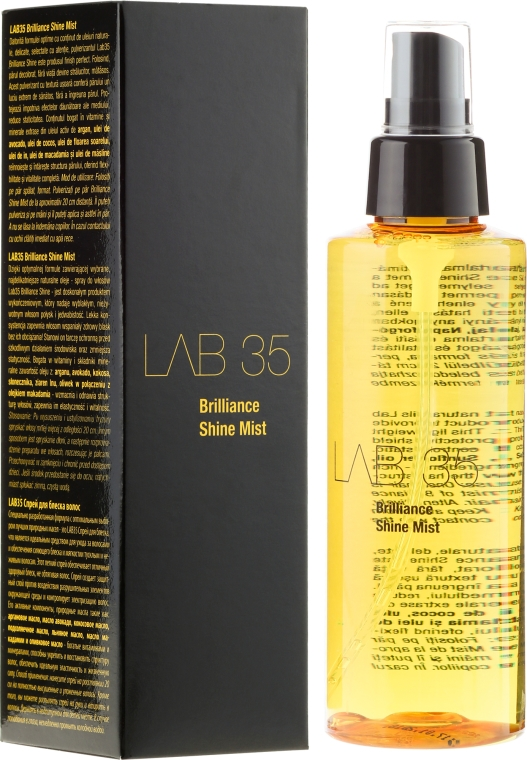 Спрей за блестяща коса - Kallos Cosmetics Brilliance Shine Mist